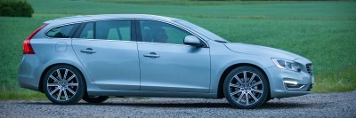 Hot New Wagons 2014 Volvo V60 3