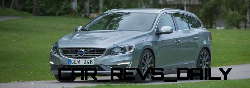 Hot New Wagons 2014 Volvo V60 4