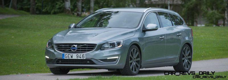 Hot New Wagons 2014 Volvo V60 4