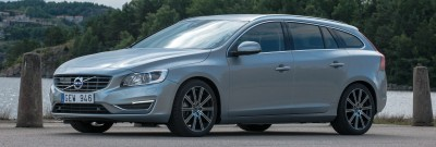 Hot New Wagons 2014 Volvo V60 5