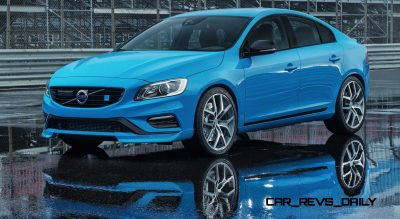 Hot New Wagons 2014 Volvo V60 9