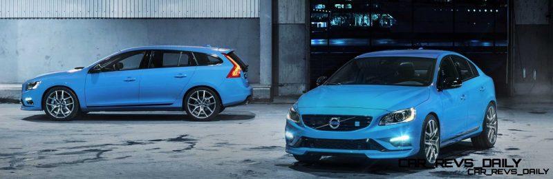 Hot New Wagons 2014 Volvo V60 R-Design 11