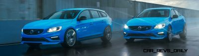 Hot New Wagons 2014 Volvo V60 R-Design 13