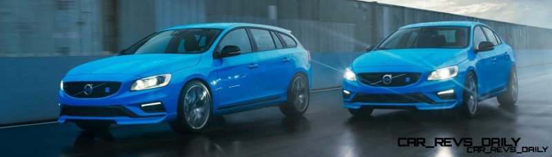 Hot New Wagons 2014 Volvo V60 R-Design 13