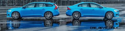 Hot New Wagons 2014 Volvo V60 R-Design 14