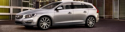 Hot New Wagons 2014 Volvo V60 18