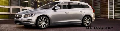 Hot New Wagons 2014 Volvo V60 18