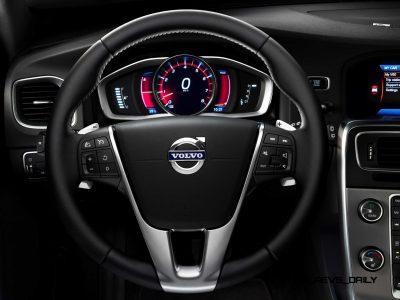 Hot New Wagons 2014 Volvo V60 R-Design 20