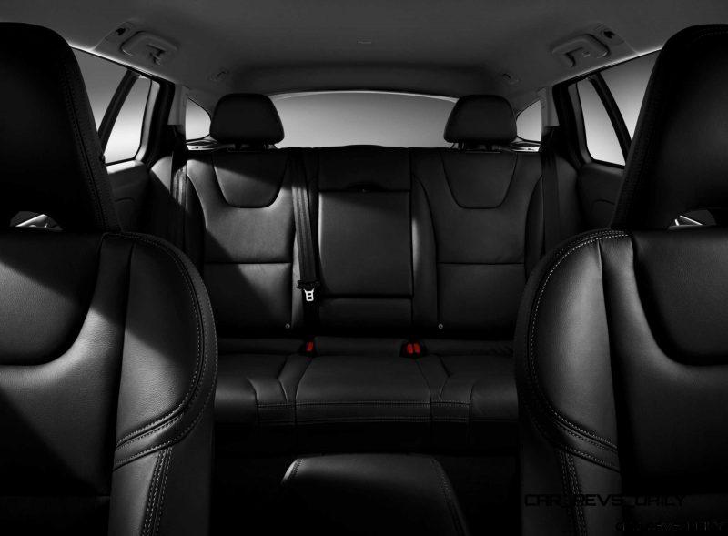 Hot New Wagons 2014 Volvo V60 R-Design 21