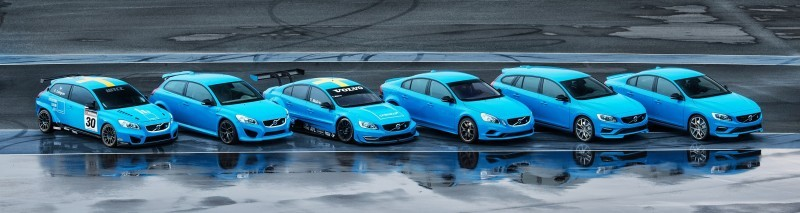 Hot New Wagons 2014 Volvo V60 R-Design 7