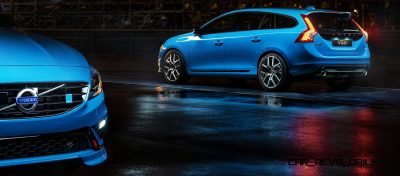 Hot New Wagons 2014 Volvo V60 R-Design 9