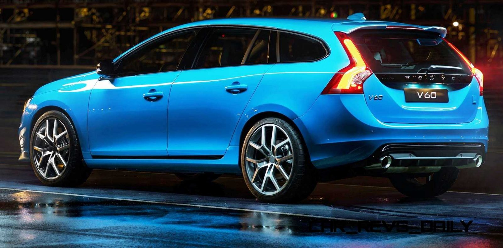 hot new wagons 2014 volvo v60 coming to u s with r design and polestar trims car revs. Black Bedroom Furniture Sets. Home Design Ideas