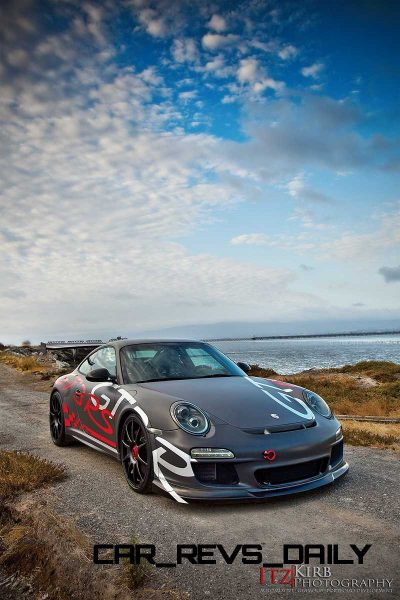 ItzKirb Captures the Wild Graphics of this Porsche 911 GT3 RS 12
