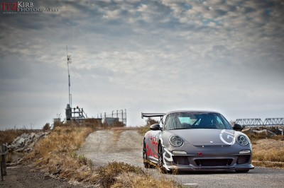 ItzKirb Captures the Wild Graphics of this Porsche 911 GT3 RS 3