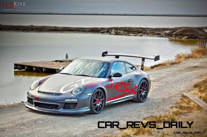 ItzKirb Captures the Wild Graphics of this Porsche 911 GT3 RS 6