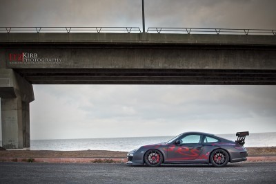 ItzKirb Captures the Wild Graphics of this Porsche 911 GT3 RS 7