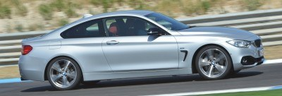 Latest BMW 435i Track Photos Show Beautiful Proportions 10