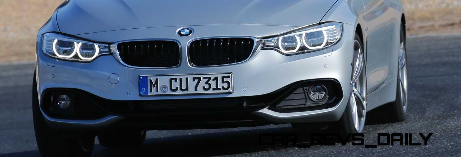 Latest BMW 435i Track Photos Show Beautiful Proportions 11
