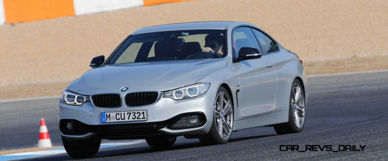Latest BMW 435i Track Photos Show Beautiful Proportions 15