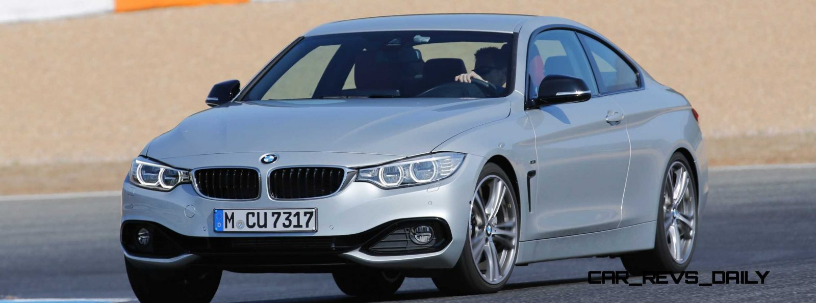 Latest BMW 435i Track Photos Show Beautiful Proportions 16