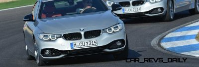Latest BMW 435i Track Photos Show Beautiful Proportions 17