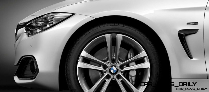 Latest BMW 435i Track Photos Show Beautiful Proportions 28