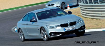 Latest BMW 435i Track Photos Show Beautiful Proportions 3