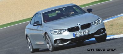 Latest BMW 435i Track Photos Show Beautiful Proportions 4