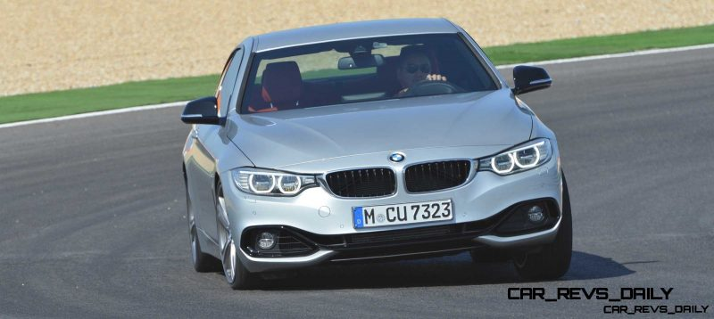 Latest BMW 435i Track Photos Show Beautiful Proportions 6