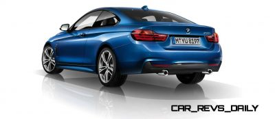 Latest BMW 435i Track Photos Show Beautiful Proportions 62