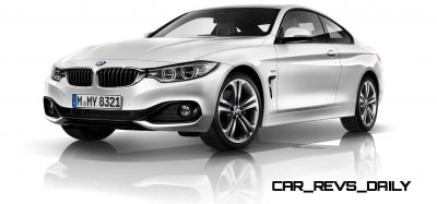 Latest BMW 435i Track Photos Show Beautiful Proportions 69