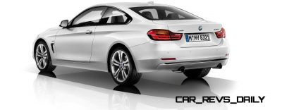 Latest BMW 435i Track Photos Show Beautiful Proportions 70