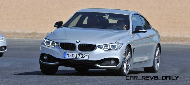 Latest BMW 435i Track Photos Show Beautiful Proportions 89