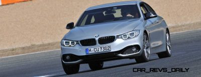 Latest BMW 435i Track Photos Show Beautiful Proportions 91