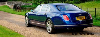 Loving the Bentley Mulsanne - Mega Galleries 1