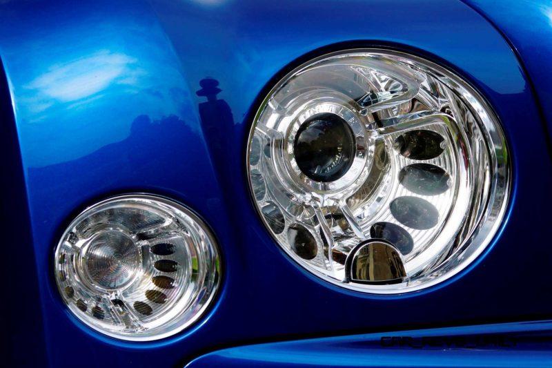 Loving the Bentley Mulsanne - Mega Galleries 11