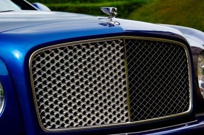 Loving the Bentley Mulsanne - Mega Galleries 12