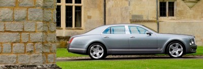Loving the Bentley Mulsanne - Mega Galleries 17