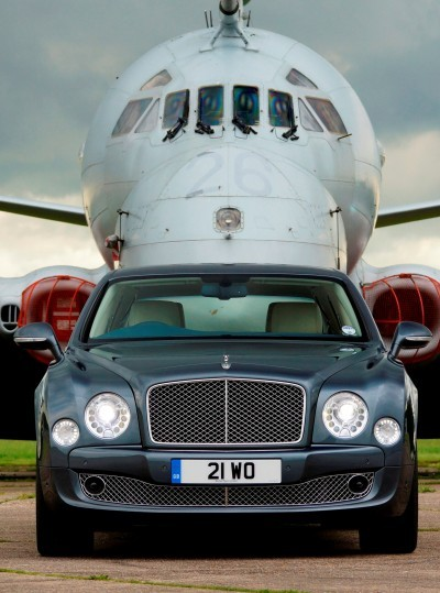 Loving the Bentley Mulsanne - Mega Galleries 18