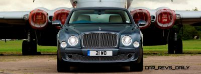 Loving the Bentley Mulsanne - Mega Galleries 19