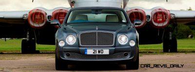 Loving the Bentley Mulsanne - Mega Galleries 19
