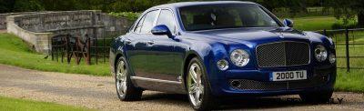 Loving the Bentley Mulsanne - Mega Galleries 2