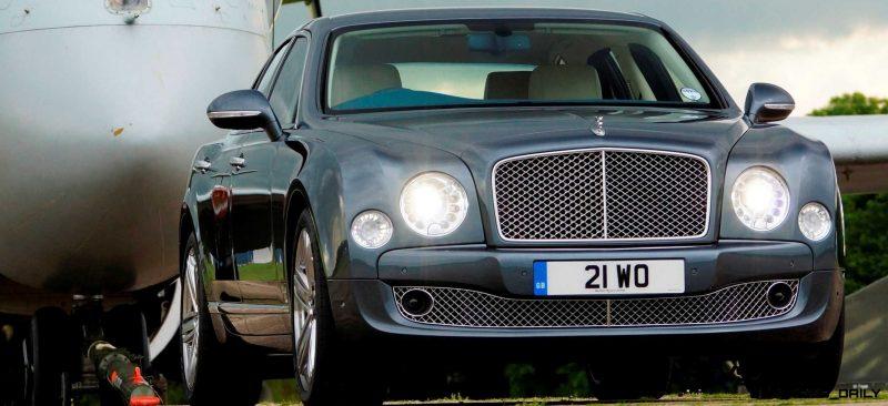 Loving the Bentley Mulsanne - Mega Galleries 20