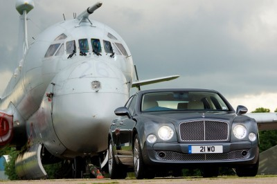 Loving the Bentley Mulsanne - Mega Galleries 21