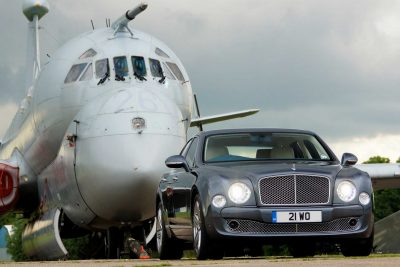 Loving the Bentley Mulsanne - Mega Galleries 21