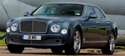Loving the Bentley Mulsanne - Mega Galleries 22