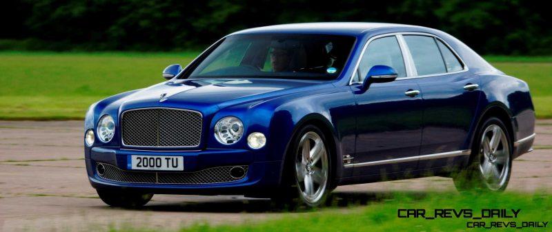 Loving the Bentley Mulsanne - Mega Galleries 23