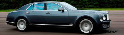 Loving the Bentley Mulsanne - Mega Galleries 24