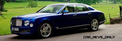 Loving the Bentley Mulsanne - Mega Galleries 26