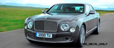 Loving the Bentley Mulsanne - Mega Galleries 28